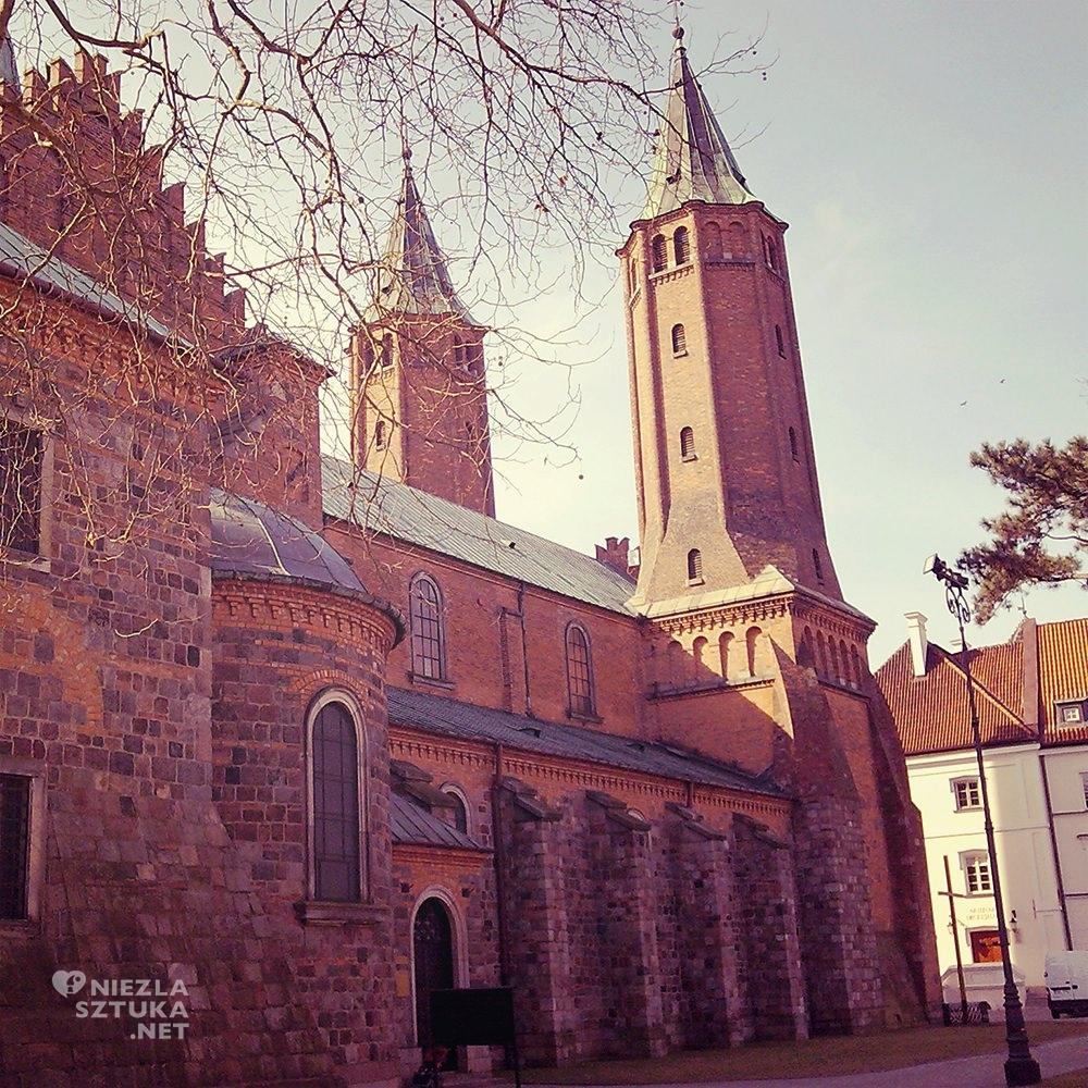Płock weekend zabytki katedra płocka