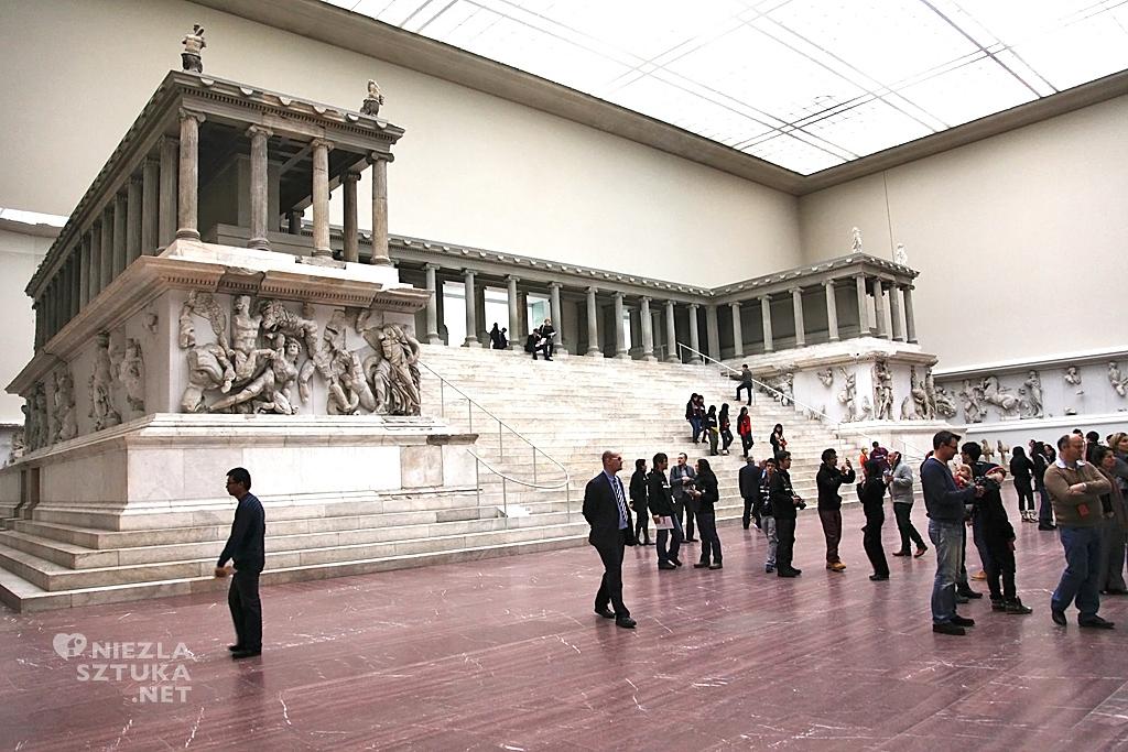 Muzeum Pergamońskie, sztuka antyczna, Wyspa Muzeów, Berlin, Niezła Sztuka