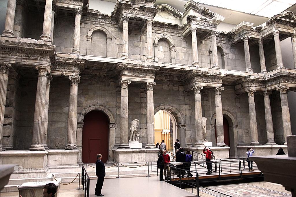 Muzeum Pergamońskie, Wyspa Muzeów, Berlin, Niezła Sztuka