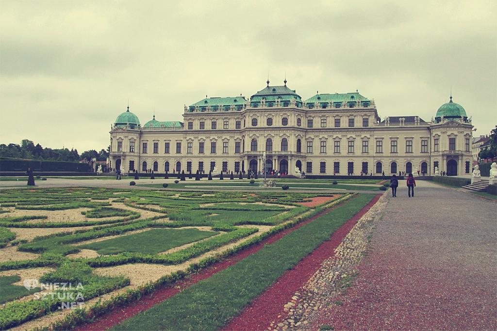 Górny Belweder w Wiedniu, architektura, Niezła Sztuka