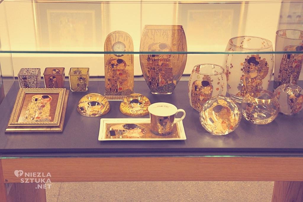 Klimt, gadżety, Wiedeń, Niezła Sztuka