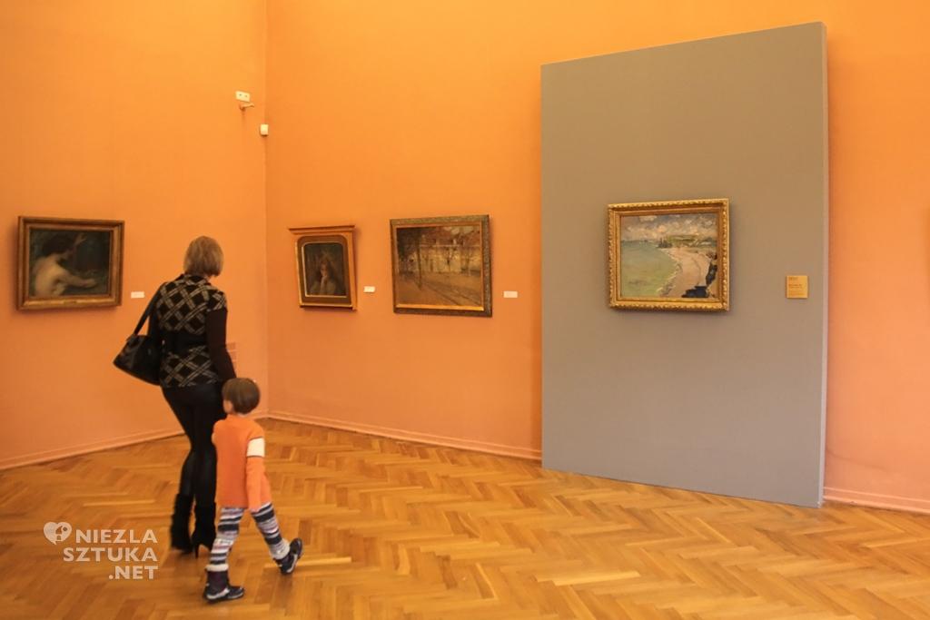 Sala Moneta w Muzeum Narodowym w Poznaniu, impresjonizm, polskie muzea, Niezła Sztuka