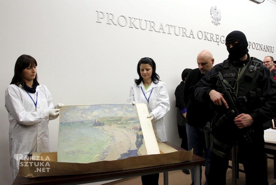 Claude Monet, Muzeum Narodowe w Poznaniu, impresjonizm, polskie muzea, Niezła Sztuka