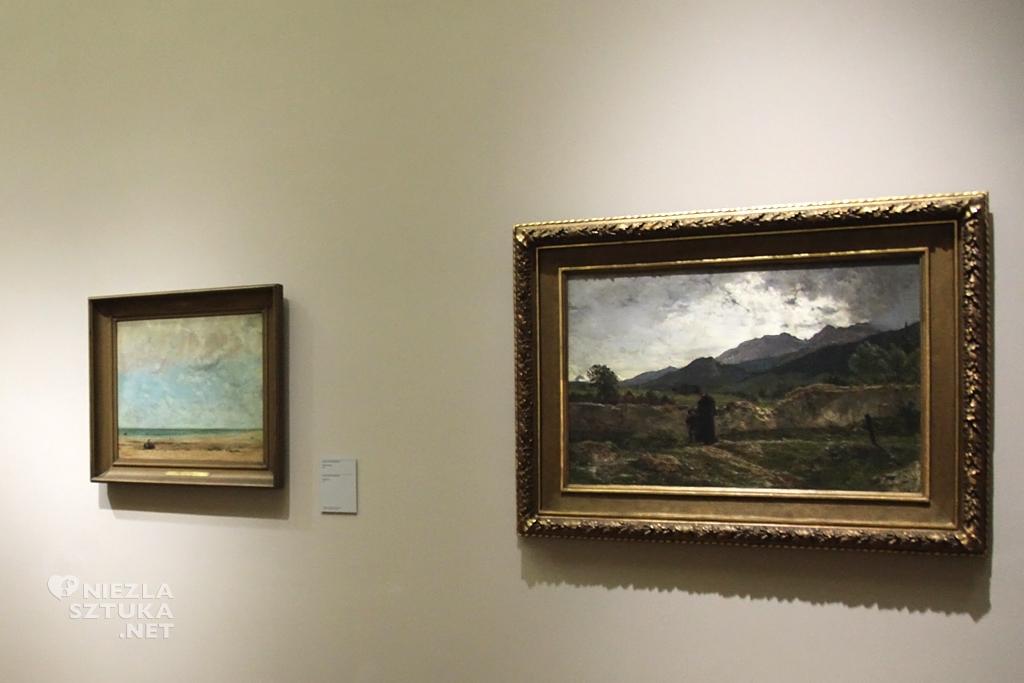 Courbet, Muzeum Narodowe w Warszawie, sztuka, polskie muzea, Niezła Sztuka