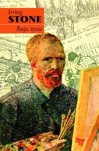 Irving Stone, Pasja życia, książka, biografia, Vincent van Gogh, Niezła Sztuka