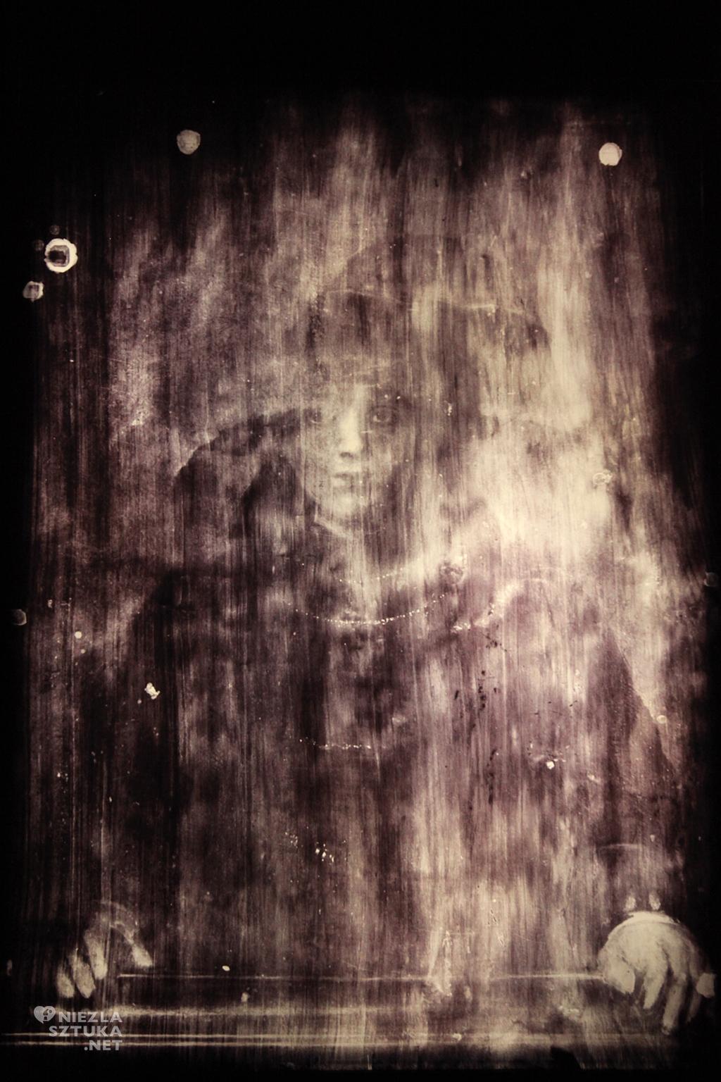 Rembrandt, Dziewczyna w ramie obrazu, sztuka holenderska, Niezła Sztuka