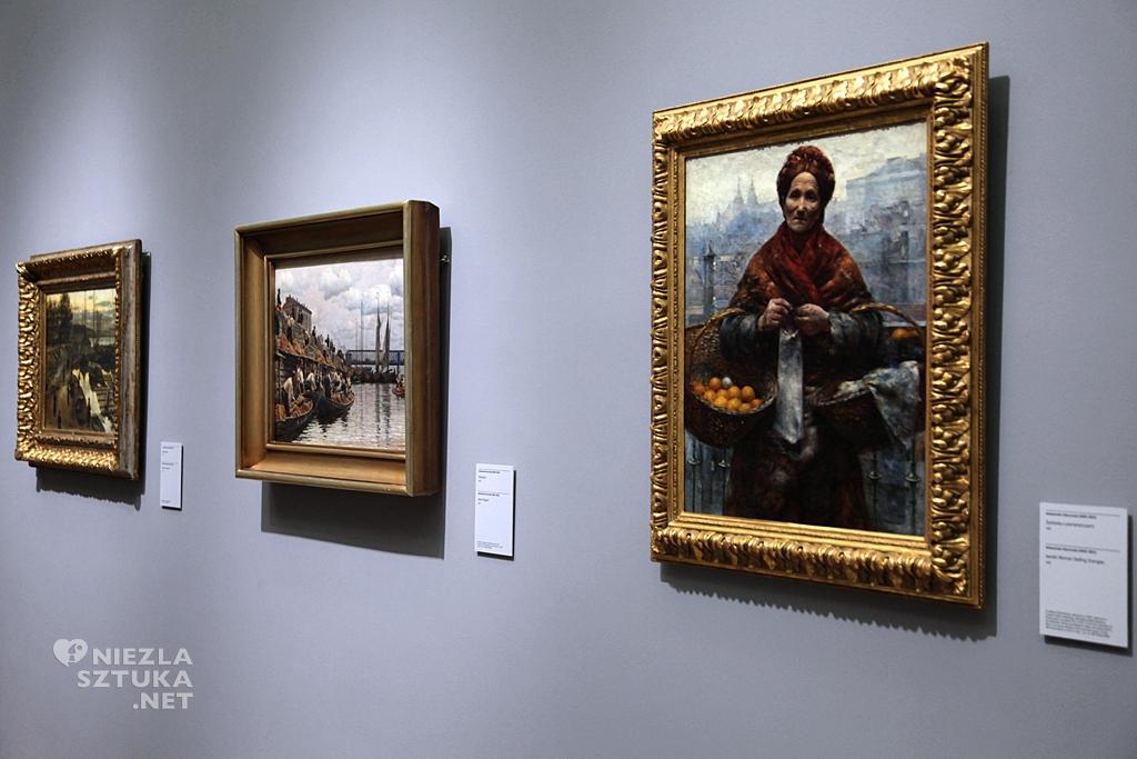 Aleksander Gierymski, Muzeum Narodowe w Warszawie, polska sztuka, polskie muzea, Niezła Sztuka