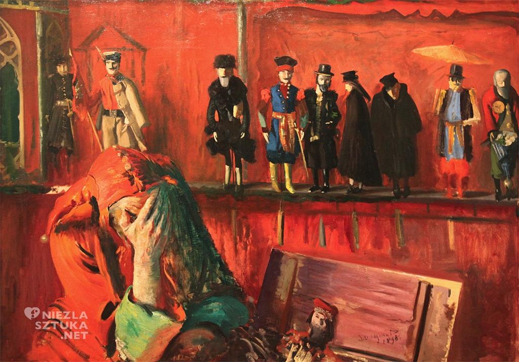Leon Wyczółkowski, Stańczyk, Jan Matejko, Stańczyk, 1862, Muzeum Narodowe w Warszawie