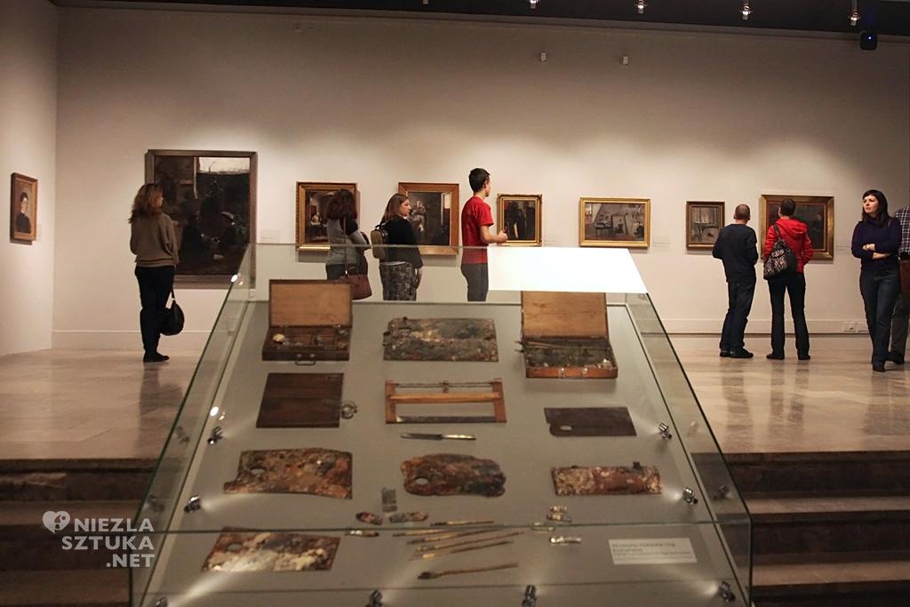 Olga Boznańska, Wystawa w Muzeum Narodowym w Krakowie, polska sztuka, polskie muzea, Niezła Sztuka