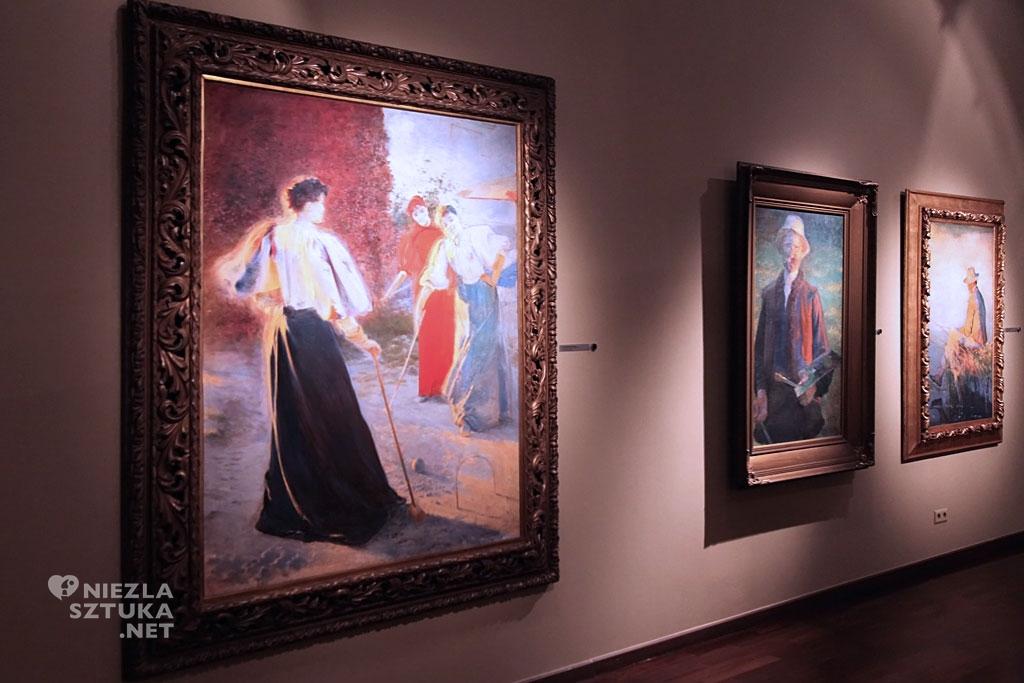 Leon Wyczółkowski, Muzeum Pałac Herbsta, sztuka polska, polskie muzea, Niezła Sztuka