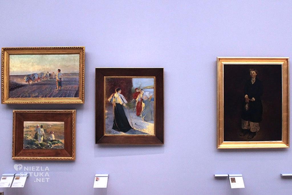 Leon Wyczółkowski, Muzeum Narodowe w Krakowie, sztuka polska, polskie muzea, Niezła Sztuka