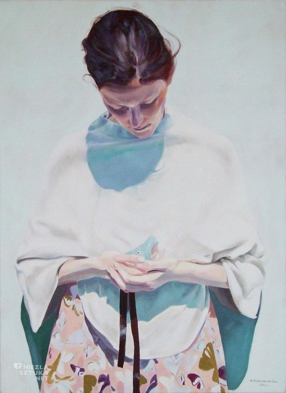 Niebieski Marta Kunikowska