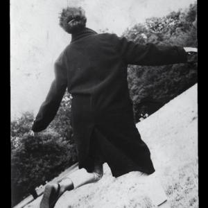 Mao Star, działania, 1981, Charlottenburg, Berlin,Fot. archiwum Mao Star, Kapsydy Kobro)