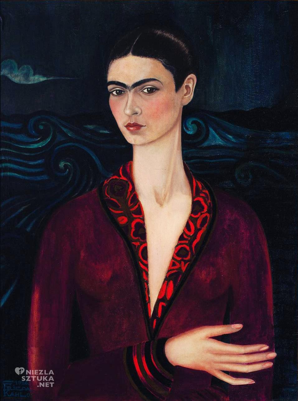 Frida Kahlo, Autoportret, 1926