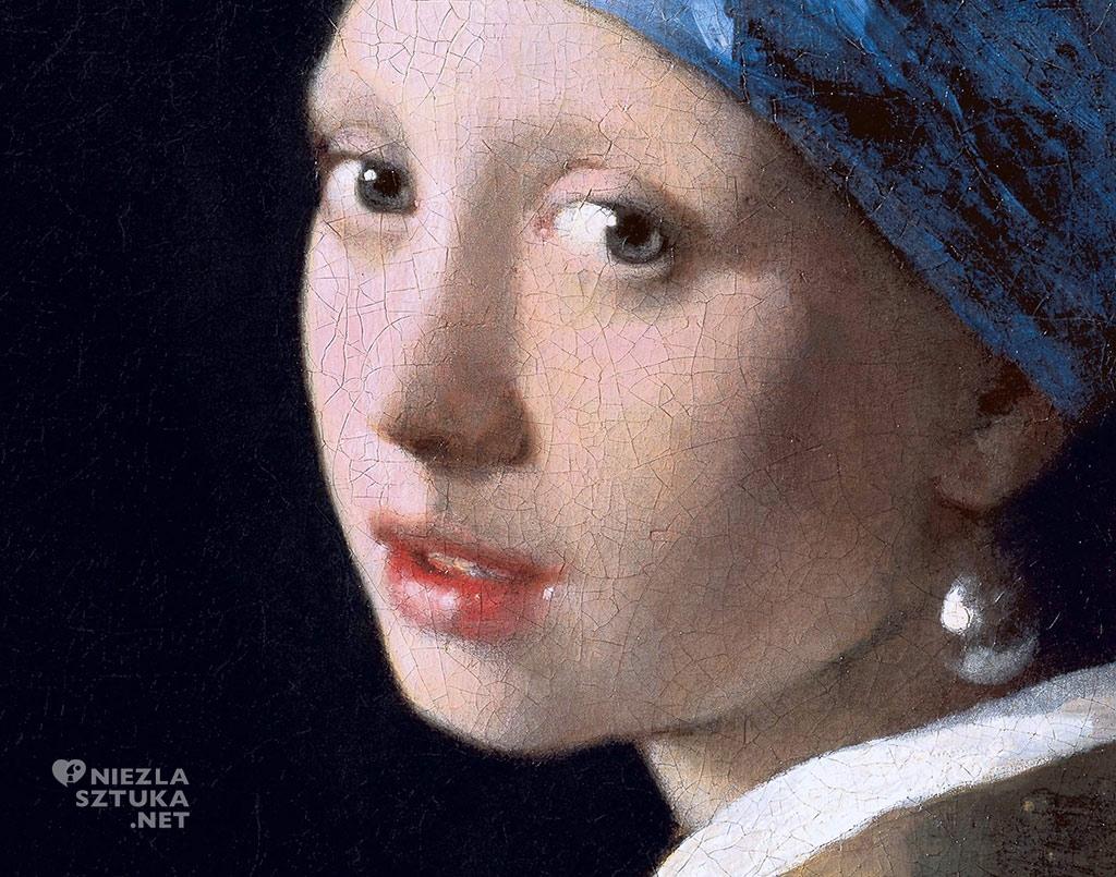 Johannes Vermeer Dziewczyna z perłą, ok. 1665-1667, Mauritshuis, Haga