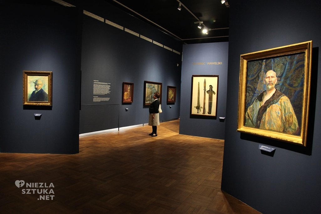 """Leon Wyczółkowski, Wystawa """"Mistrzowie pastelu. Od Marteau do Witkacego"""", Muzeum Narodowe w Warszawie, polskie muzea, Niezła Sztuka"""