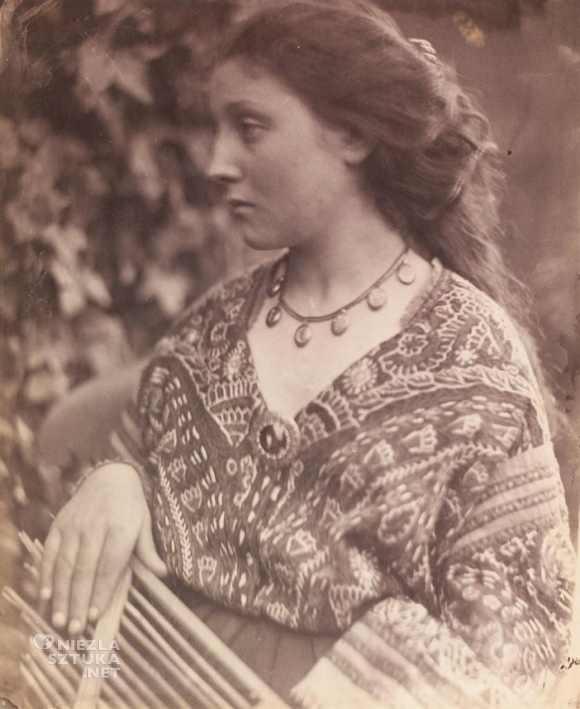 Julia Margaret Cameron Sappho (Safona) | 1865, fot.: wikipedia.org