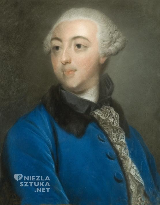 Louis Marteau Książę Adam Kazimierz Czartoryski | po 1760, z kolekcji Muzeum Pałacu Króla Jana III w Wilanowie; fot. A. Indyk