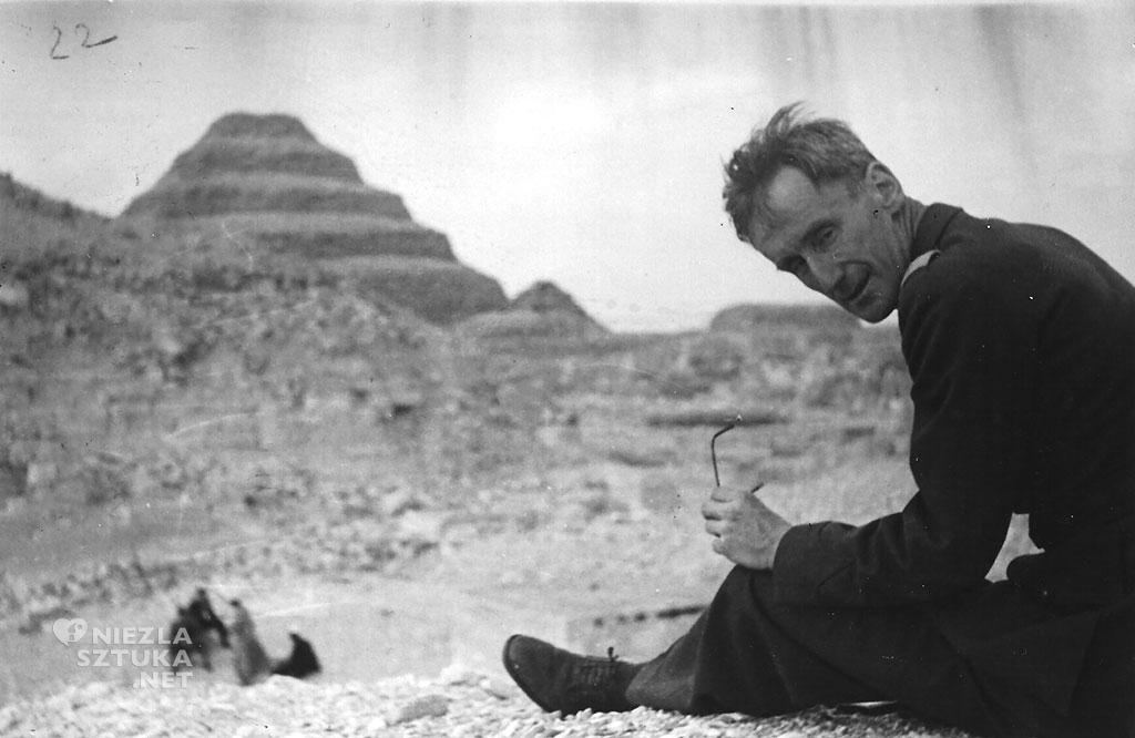Czapski w Egipcie, 1943, fot. wojciechkarpinski.com