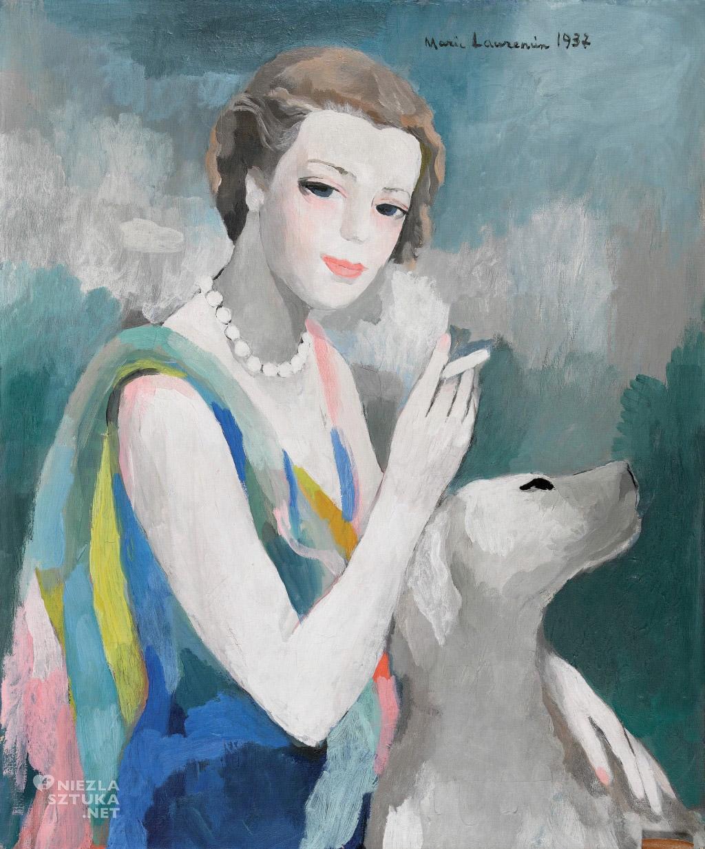 Marie Laurencin <em>Portret Marcelle Dormoy</em> | Rok