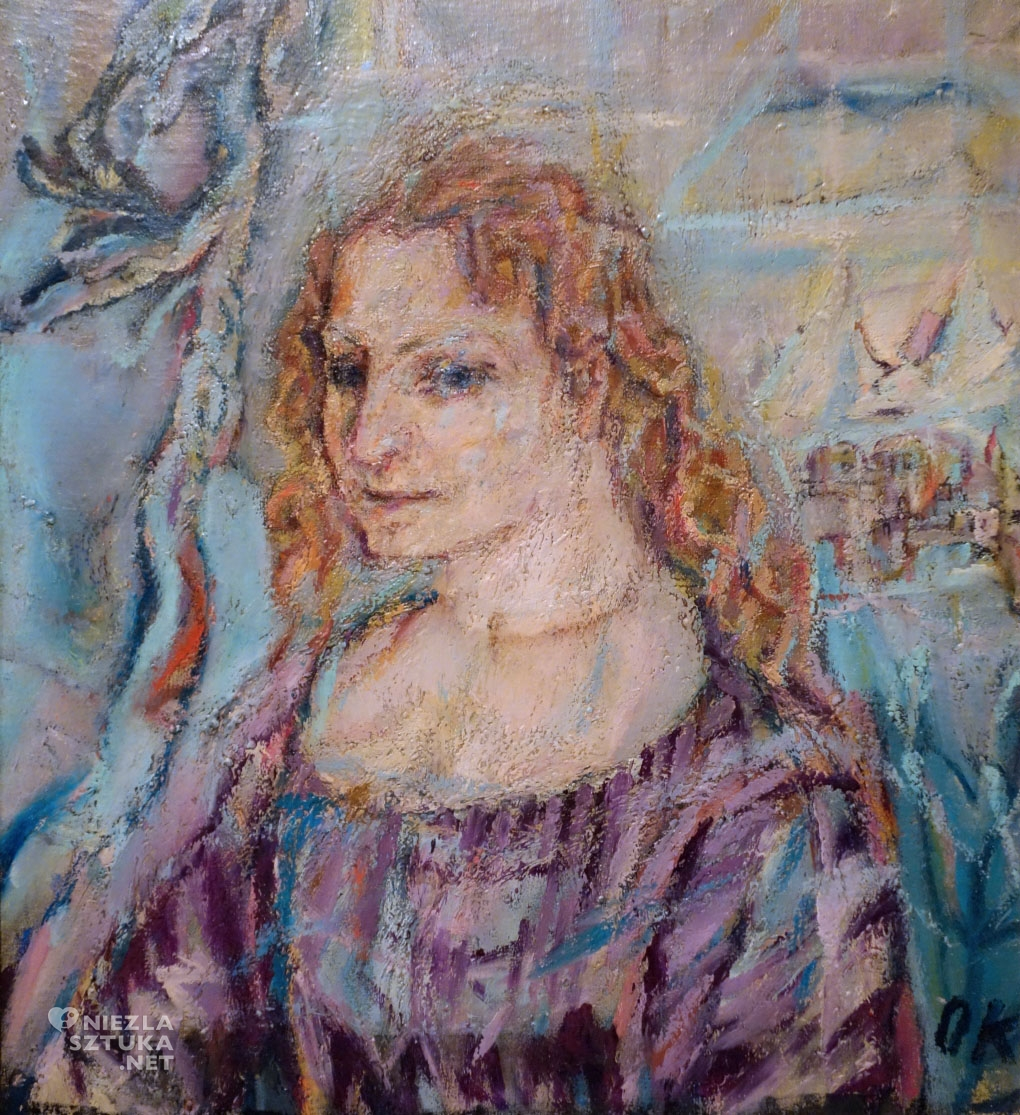 Portret Almy Mahler | 1912 fot.: gustavmahler.eu