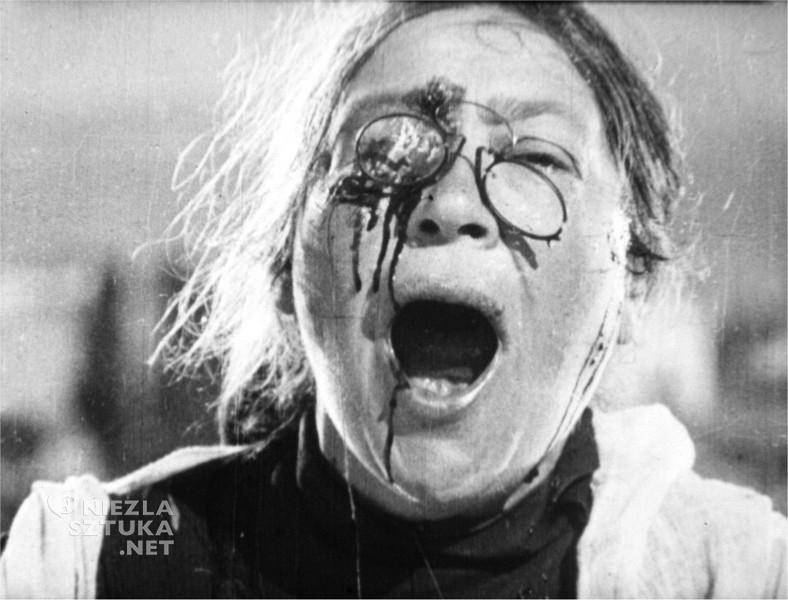 Kadr z filmu Pancenik Potiomkin