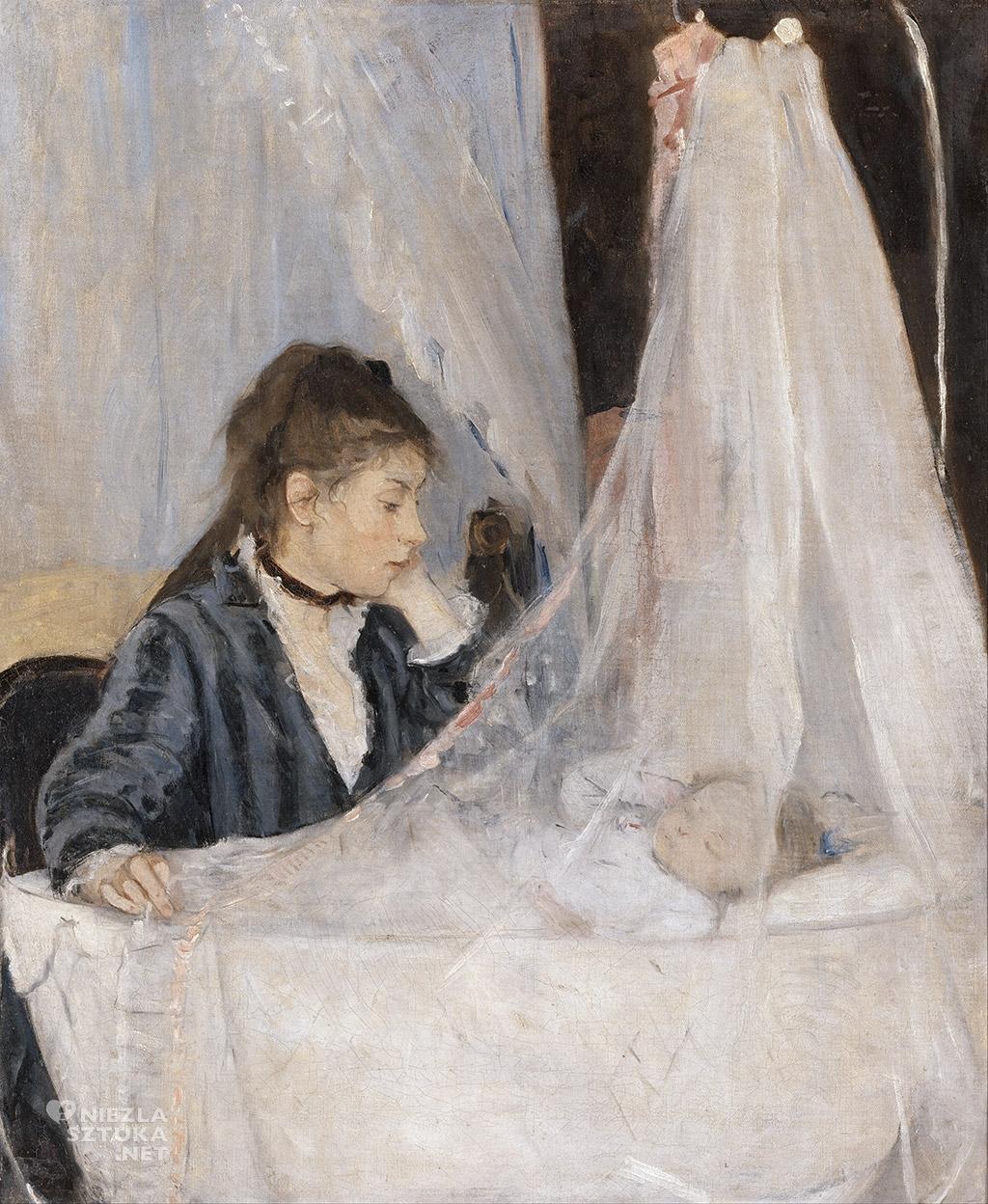 Berthe Morisot, Kołyska | xx