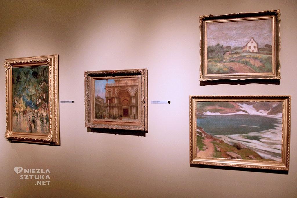Władysław Ślewiński, Muzeum Sztuki w Łodzi, Pałac Herbsta, polskie muzeum, Niezła Sztuka