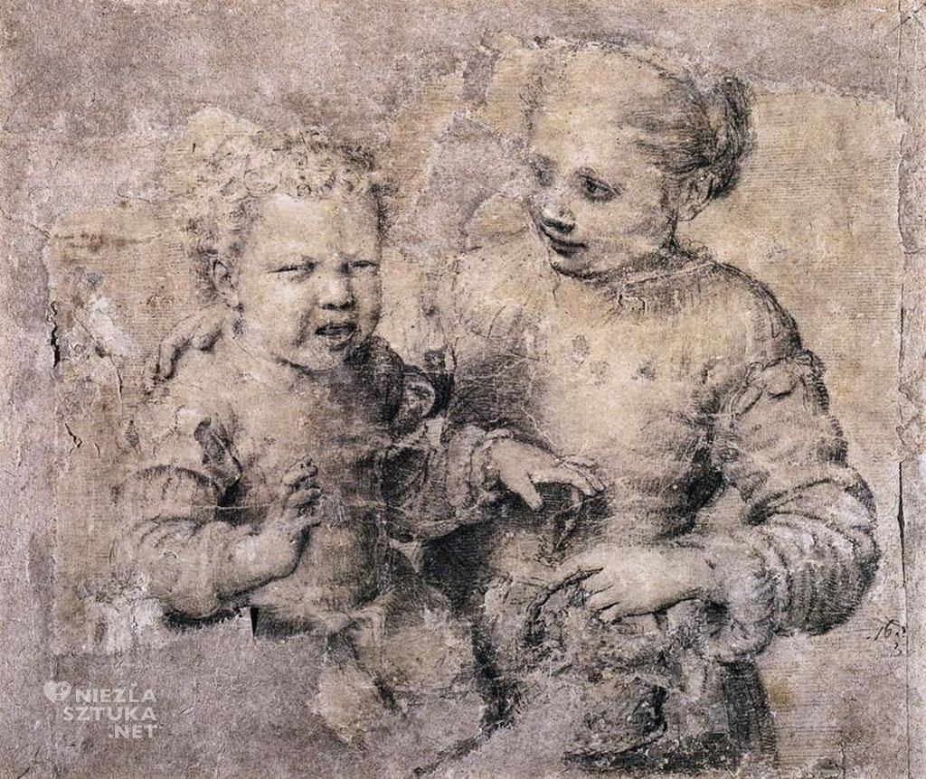 Sofonisba Anguissola <em>Chłopiec uszczypnięty przez raka</em> | 1559