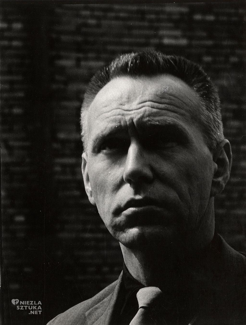Zamecznik Portret Fangora   1962, Fundacja Archeologii Fotografii, faf.org.pl