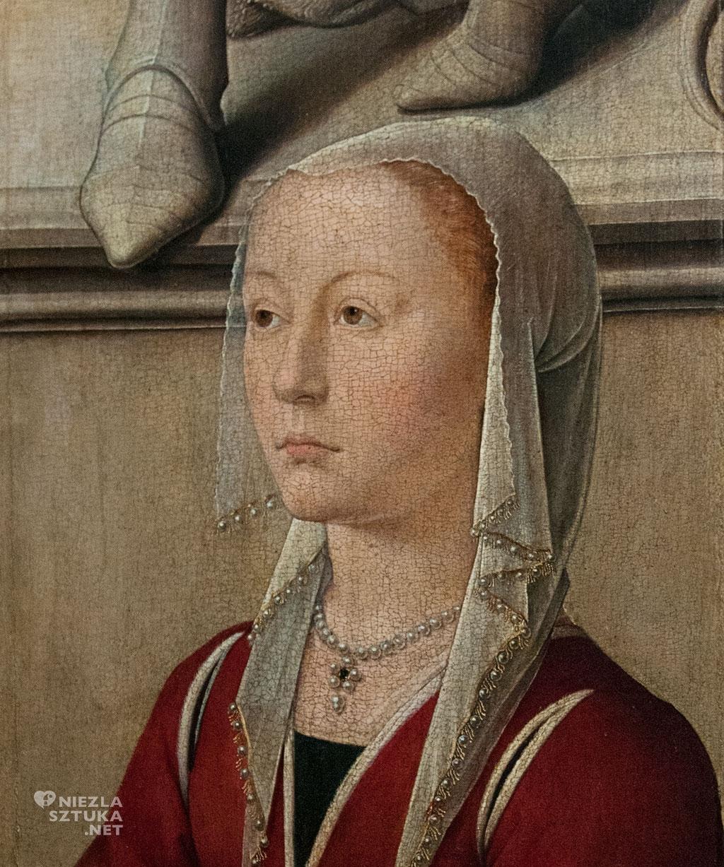 Hans Memling <em>Sąd ostateczny</em>, detal | ok. 1471, Muzeum Narodowe w Gdańsku
