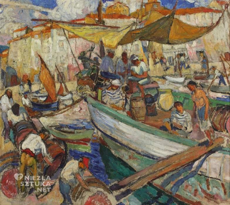 Port rybacki w St. Tropez