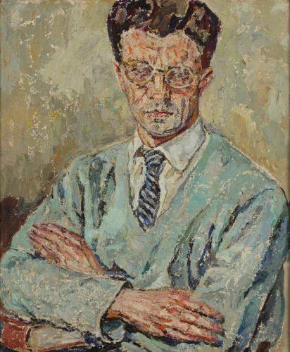 Portret dr Bolesława Nawrockiego