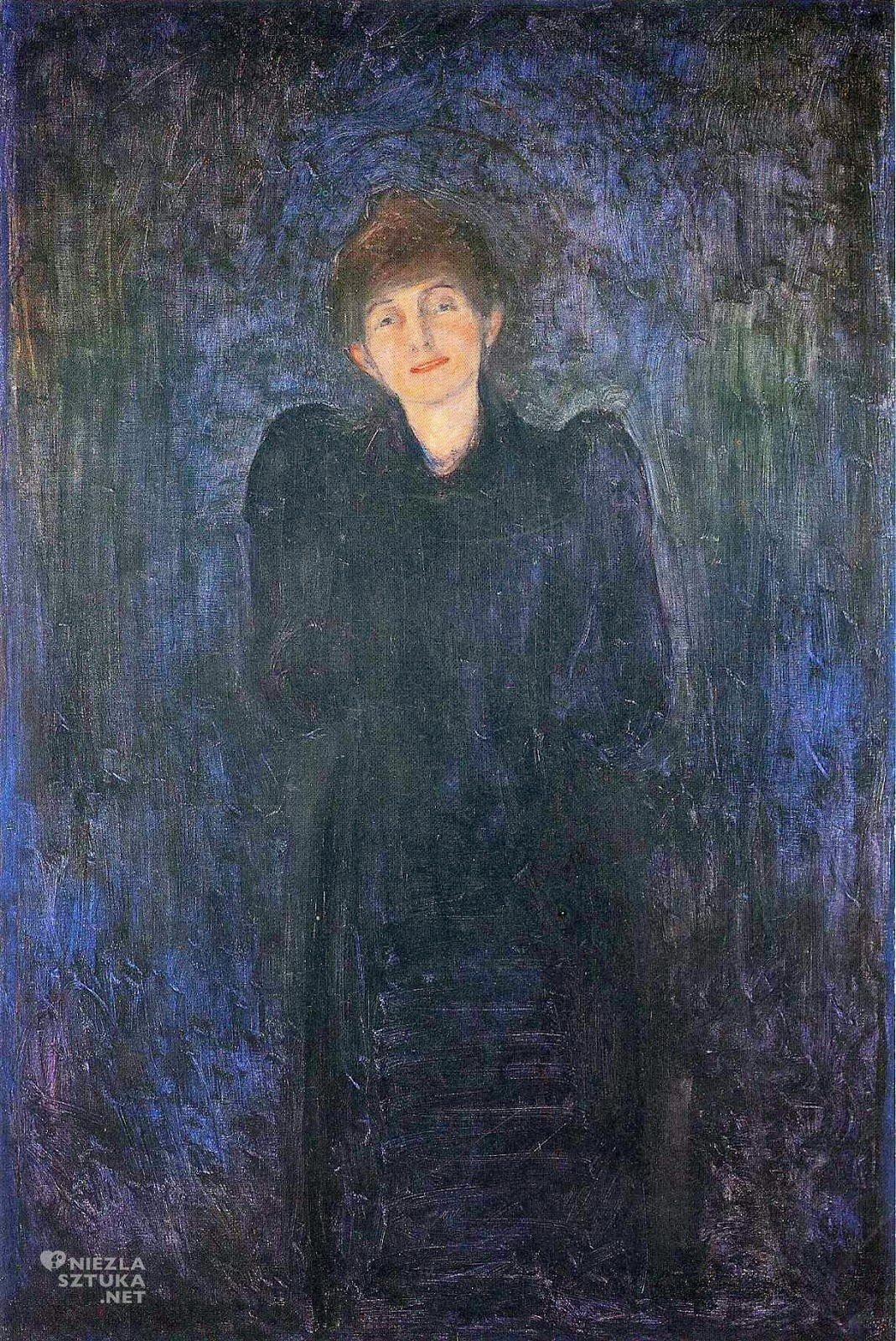 Edvard Munch Dagny Juel Przybyszewska | 1893
