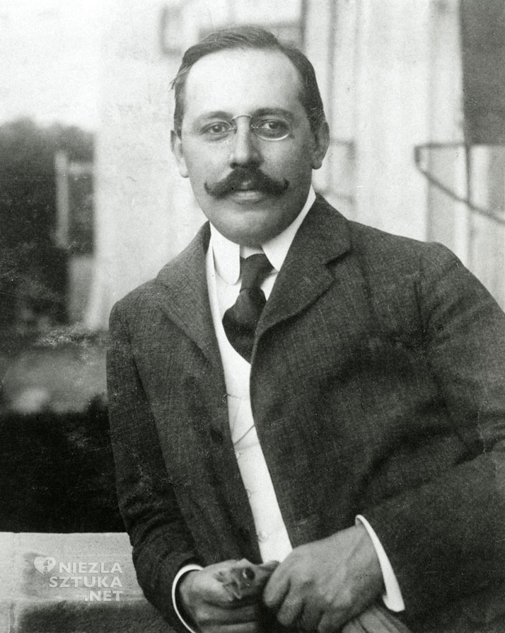 Josef Hoffmann, fot. wikipedia