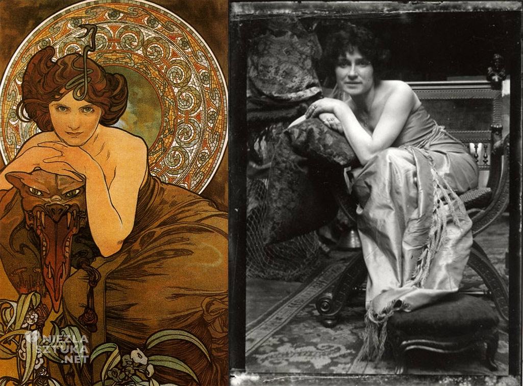 Esmeralda Alfons Mucha