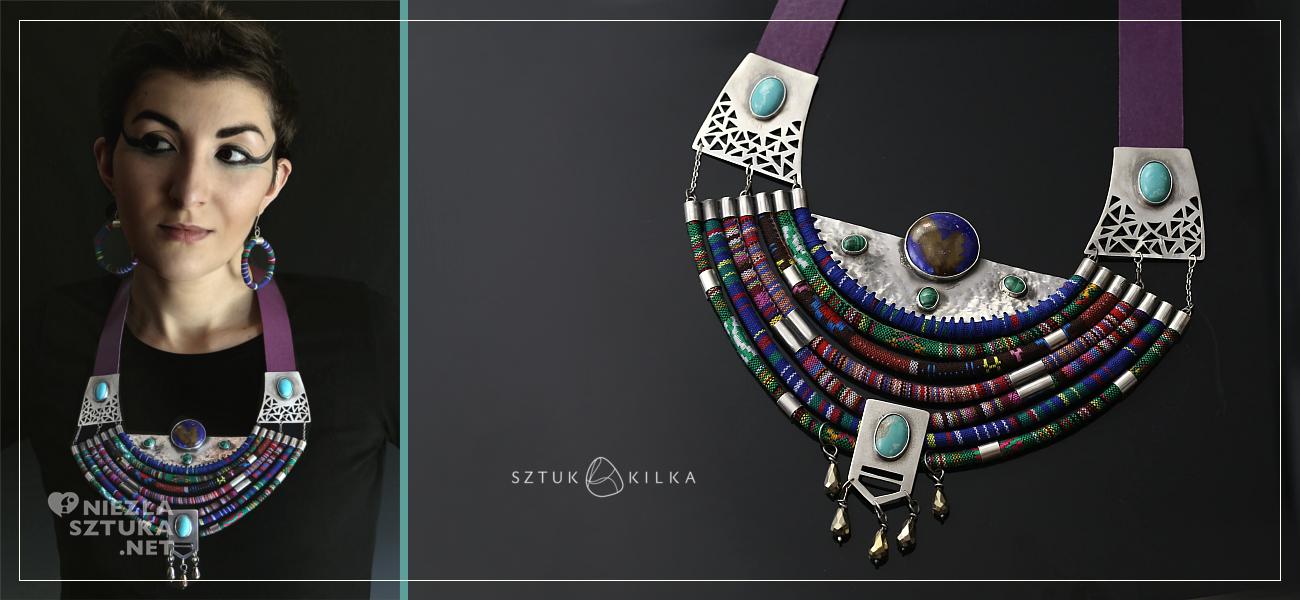 etno_necklace_naszyjnik_silver_srebro_aztecki