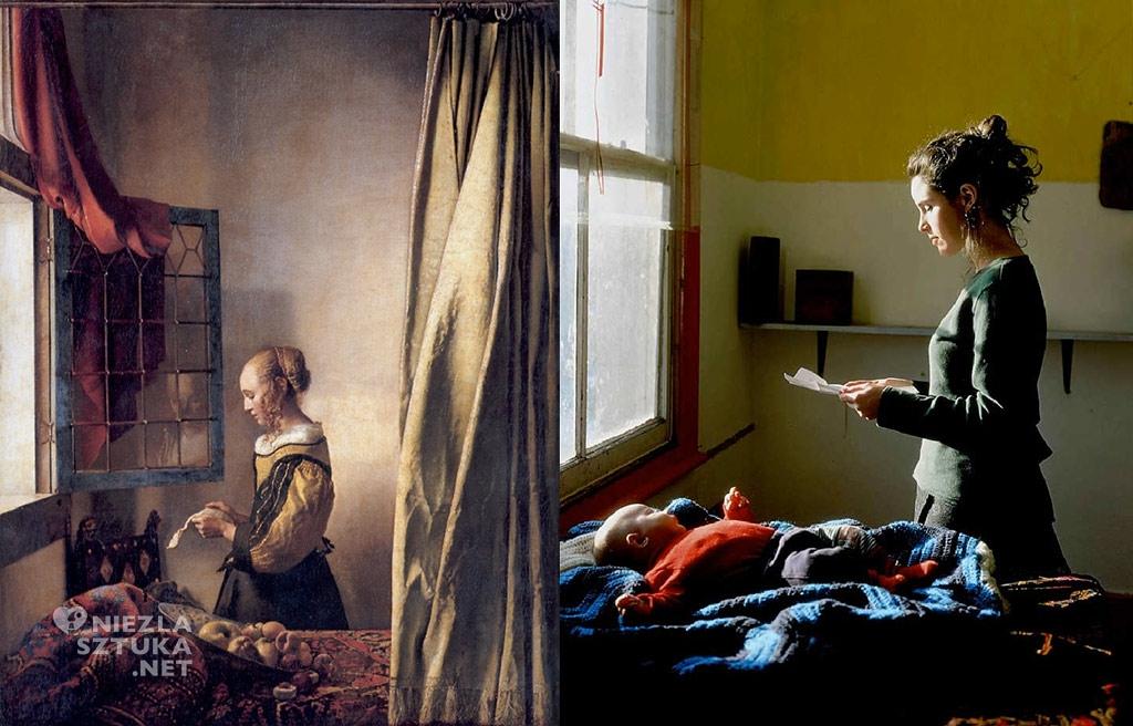 Vermeer kontra Tom Hunter