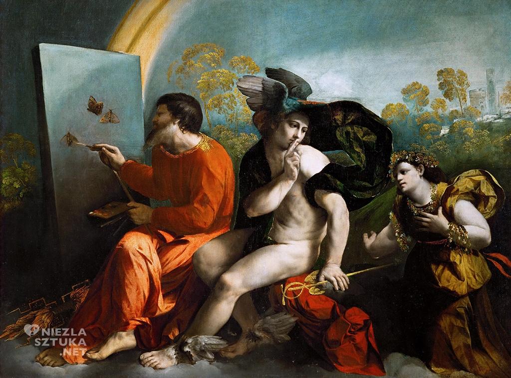 Dosso Dossi <em>Jowisz, Merkury i Cnota</em> | 1524, Zamek Królewski na Wawelu