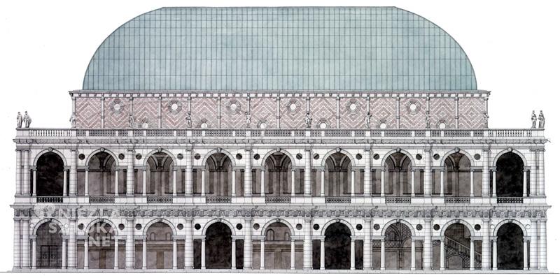 Vicenza, Basilica Palladiana