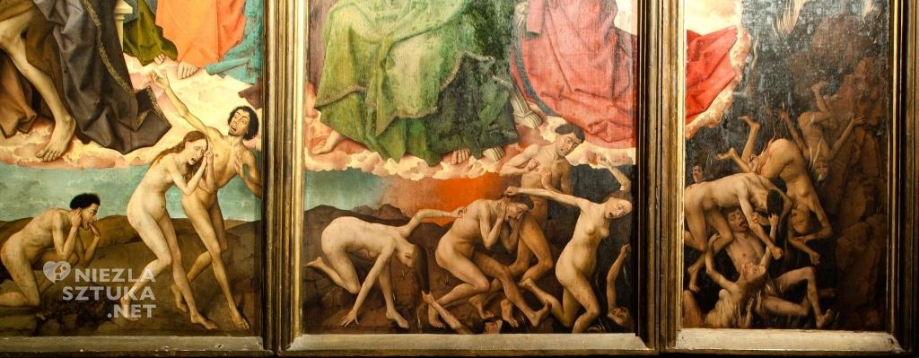 Rogier van der Weyden Sąd Ostateczny
