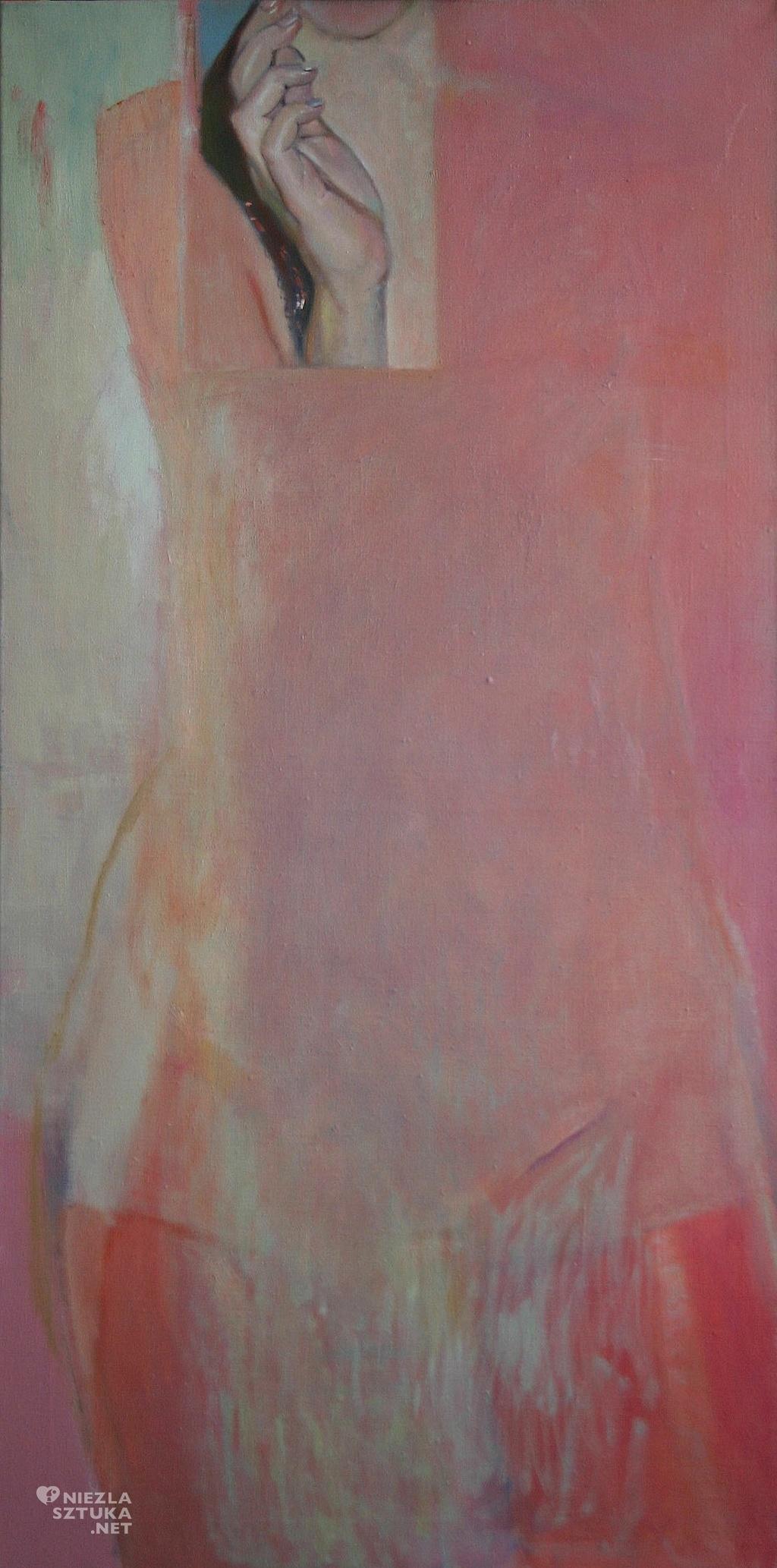 Figura różowa   2004