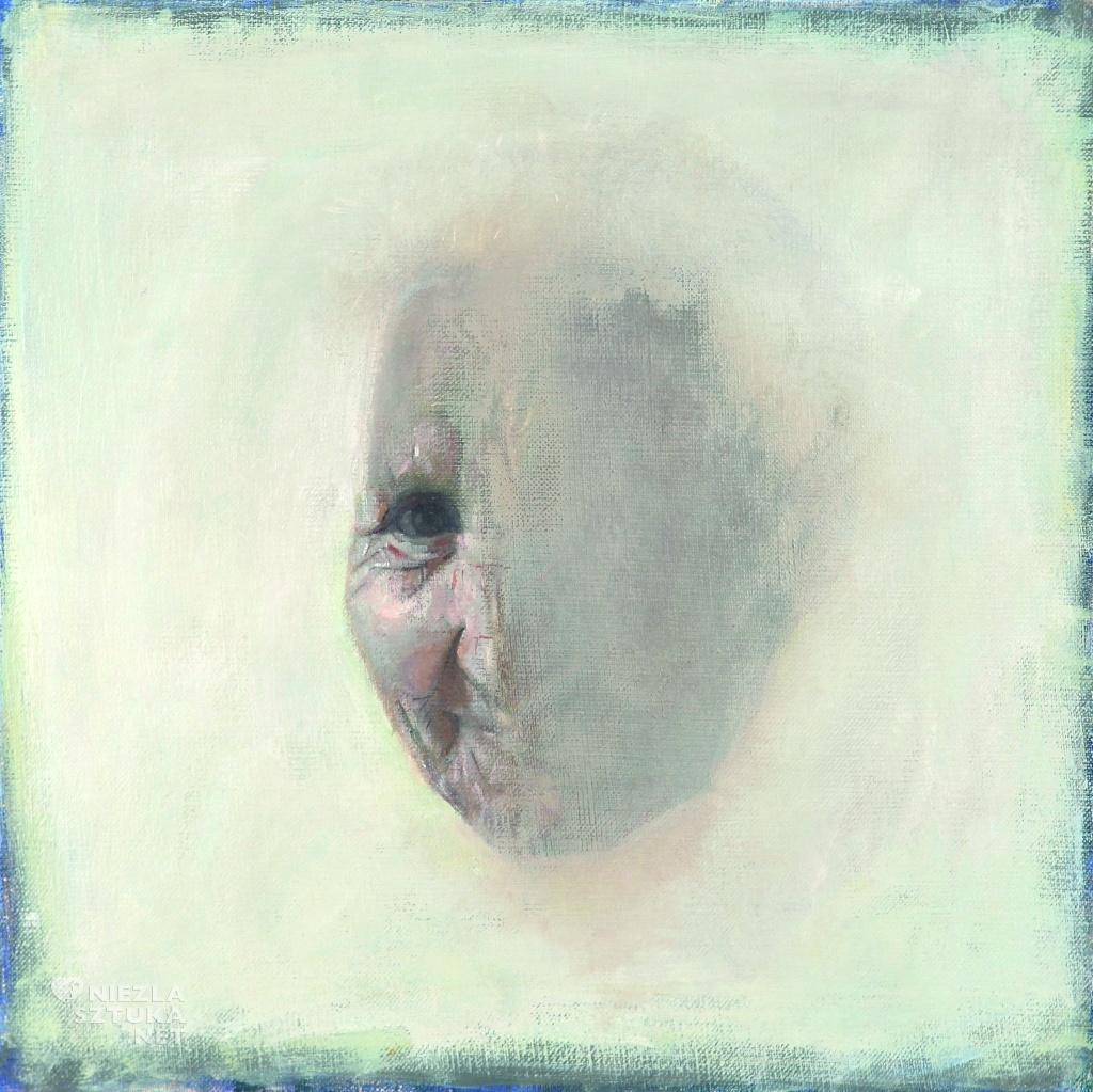 Portret bialo-bialy, 2010