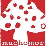 MUCHOMOR logo (czerwone)