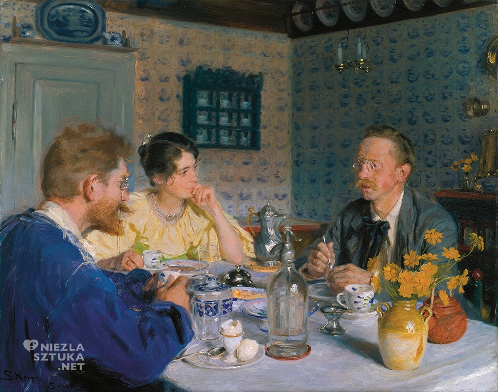 Peder Severin Krøyer Lunch