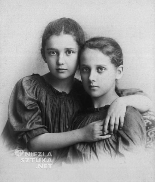 Zofia i Maria Pareńskie