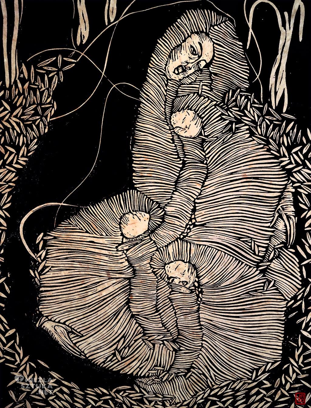 Natalia Kalisz grafika