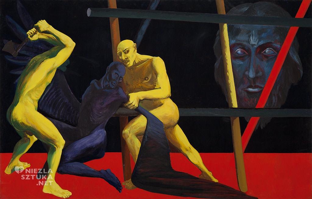 Ryszard Woźniak +++ | 1988, Muzeum Sztuki Współczesnej, Radom, fot. Marcin Kucewicz