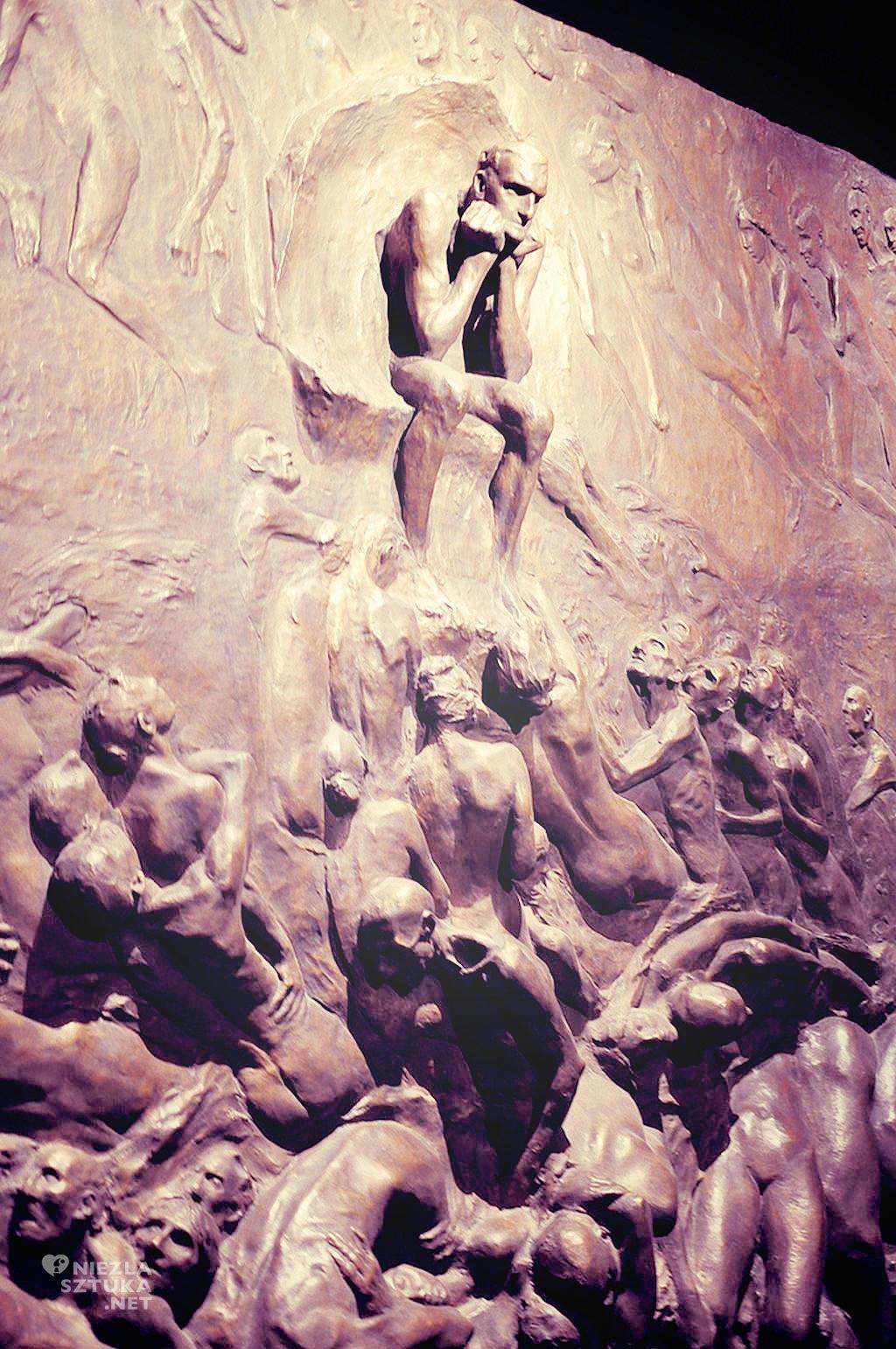 Gustav Vigeland <em>Piekło</em> | 1894, relief (fragment)