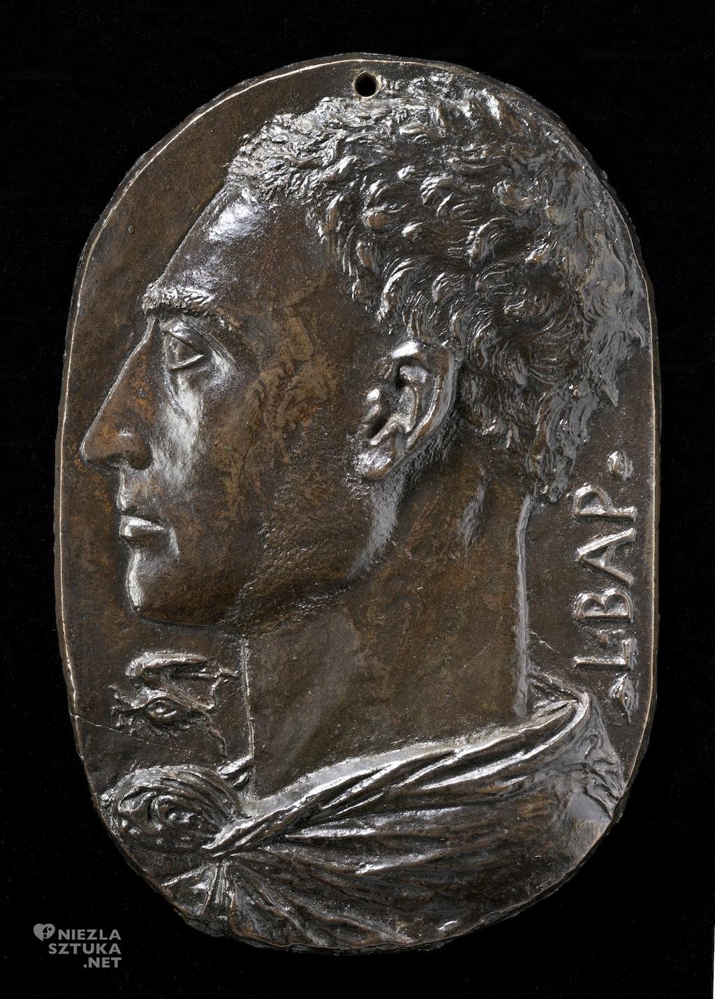 Leon Battista Alberti Autoportret